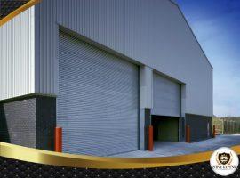 Endüstriyel Kapılar
