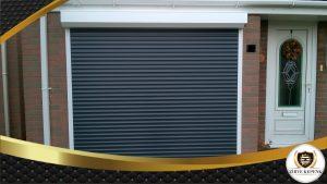 Sarmal Garaj Kapıları